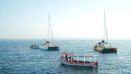 Jamaika Reisebericht - Katamarantour ab Montego Bay