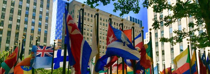 Reisebericht New York City - Rockefeller Center