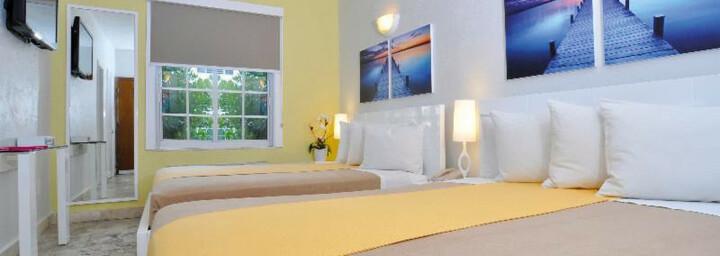 Zimmerbeispiel Ocean Five Hotel Miami South Beach