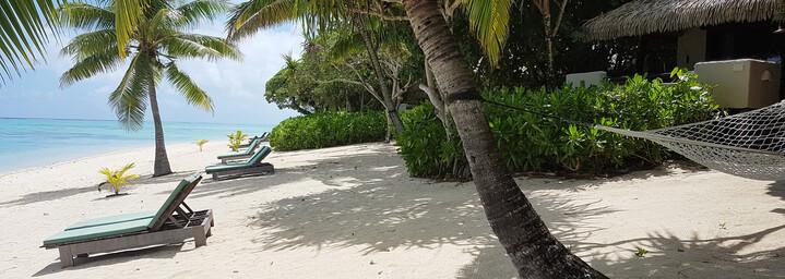 Cook Inseln Reisebericht - Pacific Resort Aitutaki