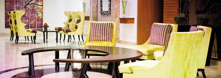 Lobby des AVANI Deira Dubai