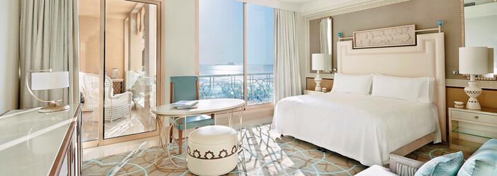 Waldorf Astoria Ras Al Khaimah Zimmer