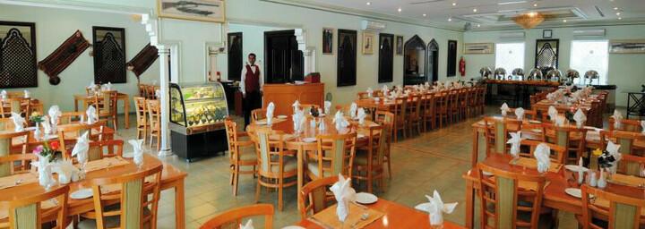 Restaurant des Falaj Daris Hotel Nizwa