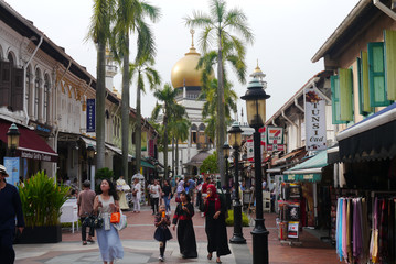 Reisebericht Singapur: Arabisches Viertel in Singapur