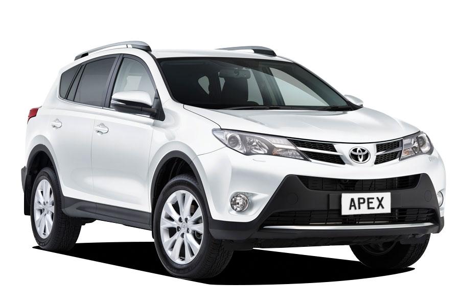 Toyota RAV-4 Kategorie I - 4WD