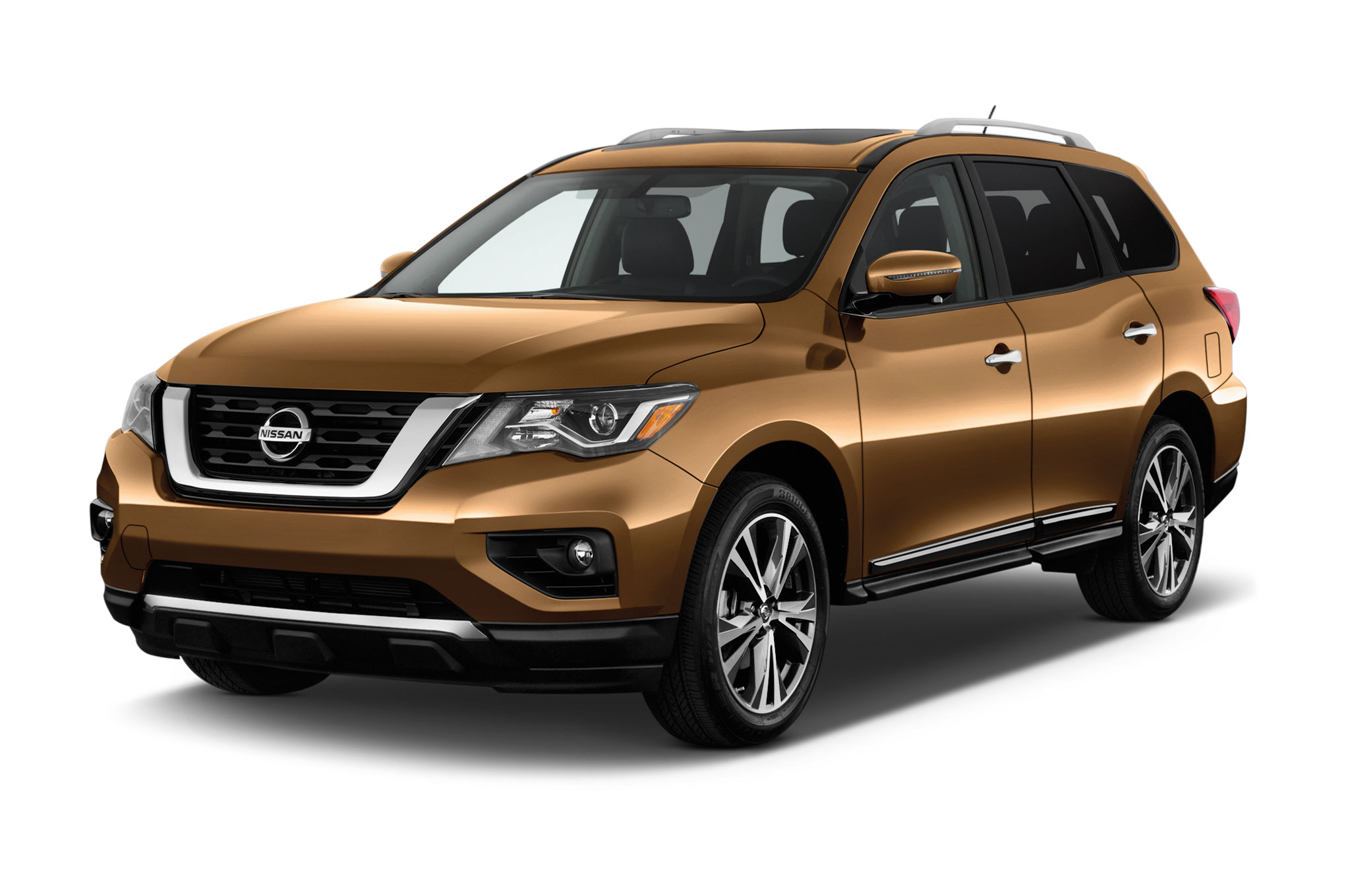 National Standard SUV Nissan Pathfinder