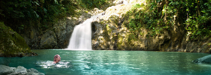 Argyle Wasserfall Tobago