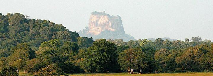 Sigiriya - Löwenfels
