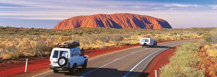 Ayers Rock -Uluru