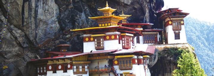 Taktsang Kloster - Tigernest