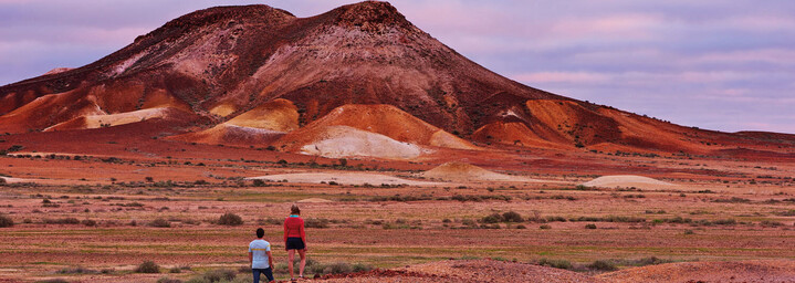 Coober Pedy - The Breakaway Conservation Park