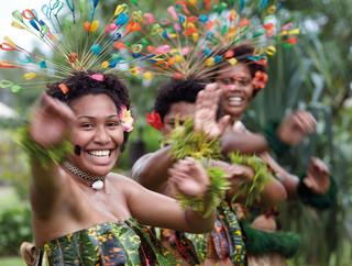Fidschianerinnen