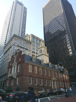 Reisebericht Boston: Old State House