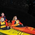 Kajaktour durch die Glühwürmchen-Schlucht