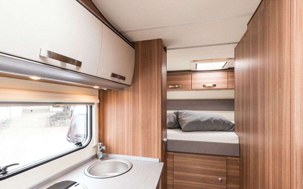 Apollo Camper Family Traveller Innenbereich