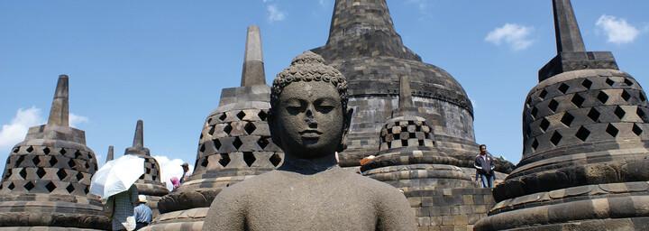 Borobodur Tempel Java