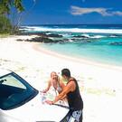 Samoa mit dem Mietwagen erkunden
