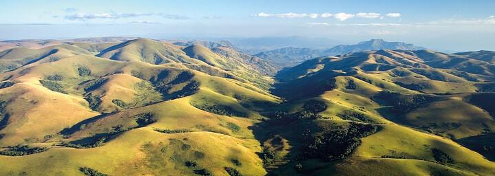 Nyika Nationalpark - Berge