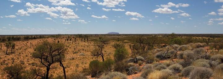 Uluru im Roten Zentrum