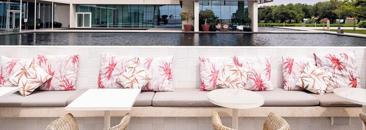 "The Oberoi Beach Resort - Restaurant ""Vinesse"""