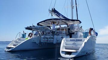 Malediven Reiseberichte: Katamaran Eleuthera 60