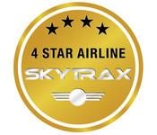Zertifizierte 4-Sterne Skytrax Airlines Vietnam Airlines