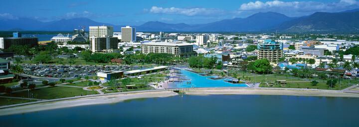 Cairns Hafen