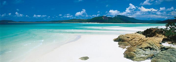 Paradiesische Whitsunday Islands - Queensland