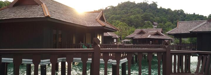 Reisebericht Malaysia - Pangkor Laut Resort