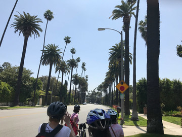 E-Bike Tour Los Angeles