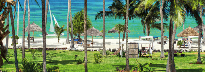Strand des Dream of Zanzibar
