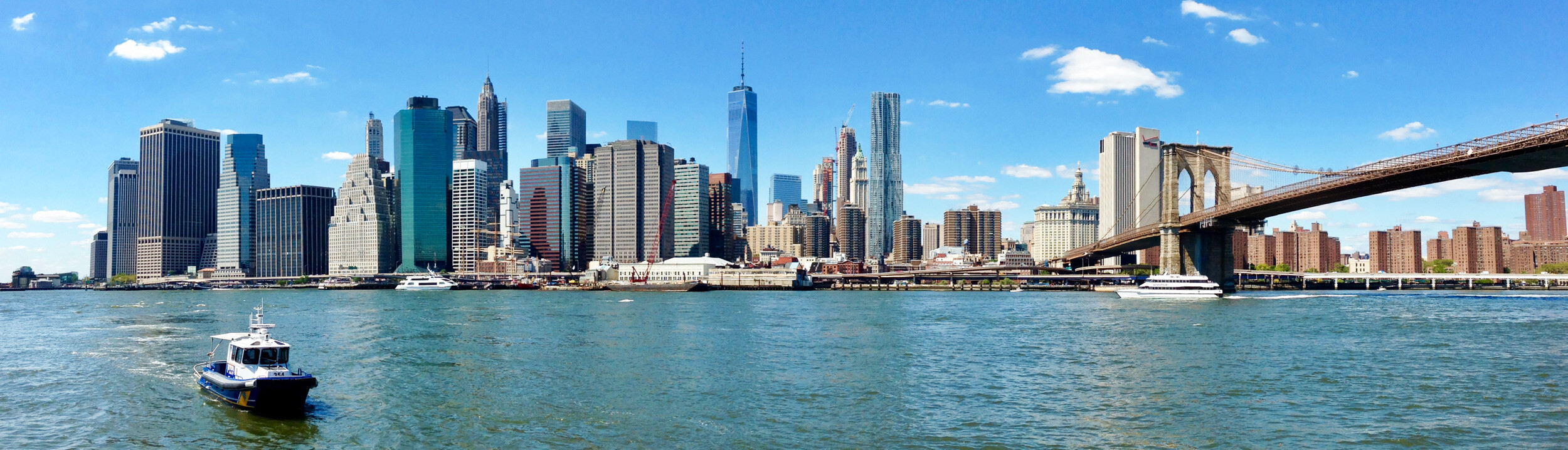 Reisebericht New York City - Brooklyn Heights