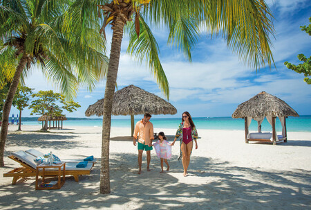 Sandals Resort - Beaches Negril auf Jamaika