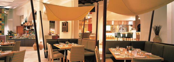 Restaurant des Shangri-La Al Bandar Hotel