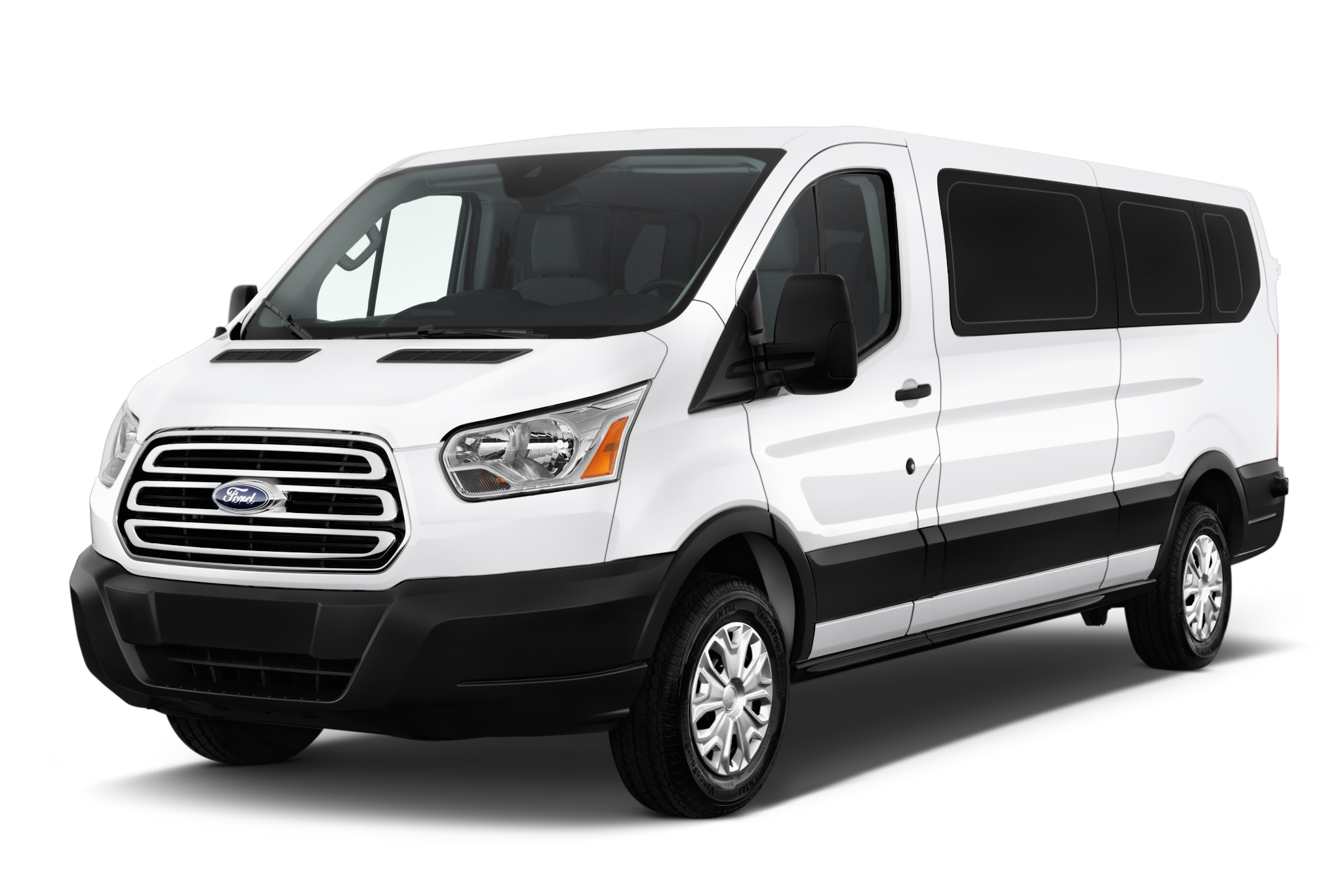 Alamo Luxury Van Ford Transit