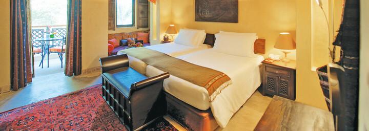 Beispiel Superior-Zimmer Bab Al Shams Desert Resort & Spa Dubai Wüste