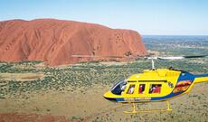 Helikopterrundflug Ayers Rock & Olgas