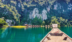 Khao Sok Nationalpark Kurztour