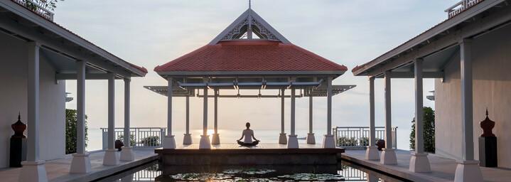 Amatara Wellness Resort am  Kap Panwa  auf Phuket