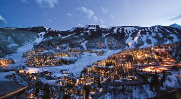 Skigebiet Snowmass - Snowmass Village
