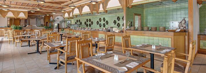 Restaurant des Crowne Plaza Salalah