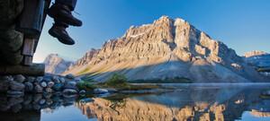 Rockies zu Fuß und zu Wasser