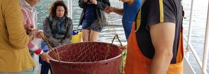 Fischfang auf Lastovo