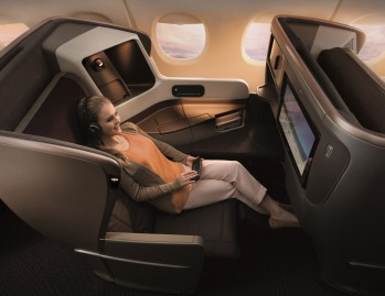 Singapore Airlines Business-Class
