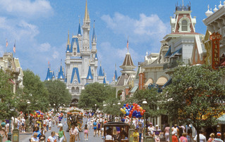 Florida Reisebericht - Magic Kingdom Park