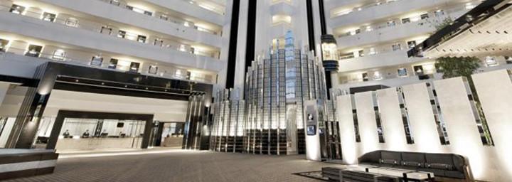 Lobby Crown Metropol Perth
