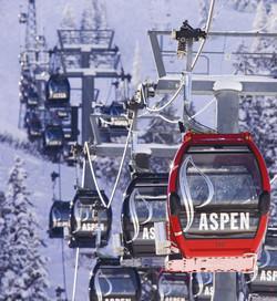 Ski Aspen - Aspen Gondel