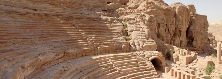 Amphitheater Petra