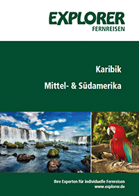 Explorer Fernreisen Karibik, Mittel- und Südamerika Katalog