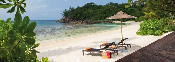 Strand des AVANI Seychelles Barbarons Resort & Spa